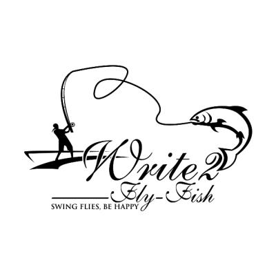 Swing Flies Be Happy; Write 2 Fly Fish, W2FF