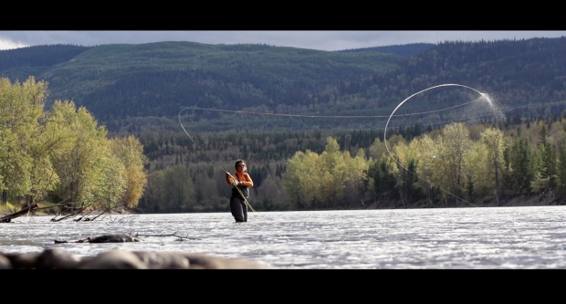 April Vokey - Landed - Bulkley River