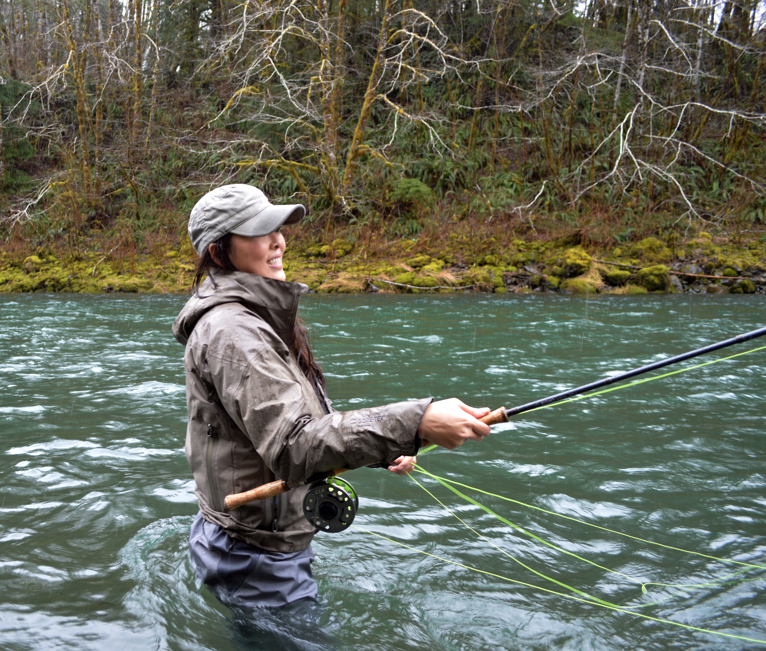 Fly fishing gear 2015 autos post for Trout fishing supplies